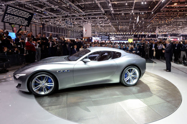 Electric Maserati Alfieri? What took them so long?