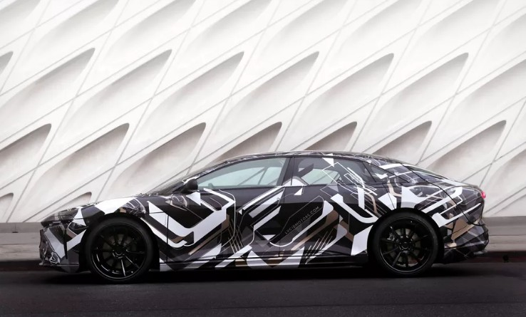Lucid Motors supercar – LA-cool electric E-Class size sedan with 1,000 BHP under bonnet
