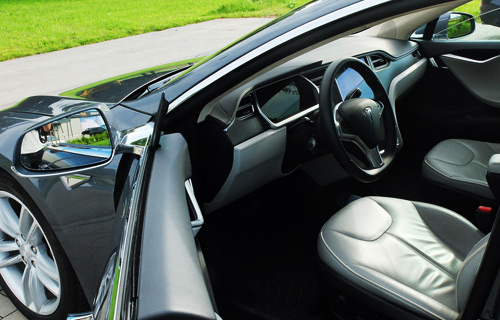 Review of Tesla Model S – Or can American electric icon beat the Autobahns and hills of Bavaria