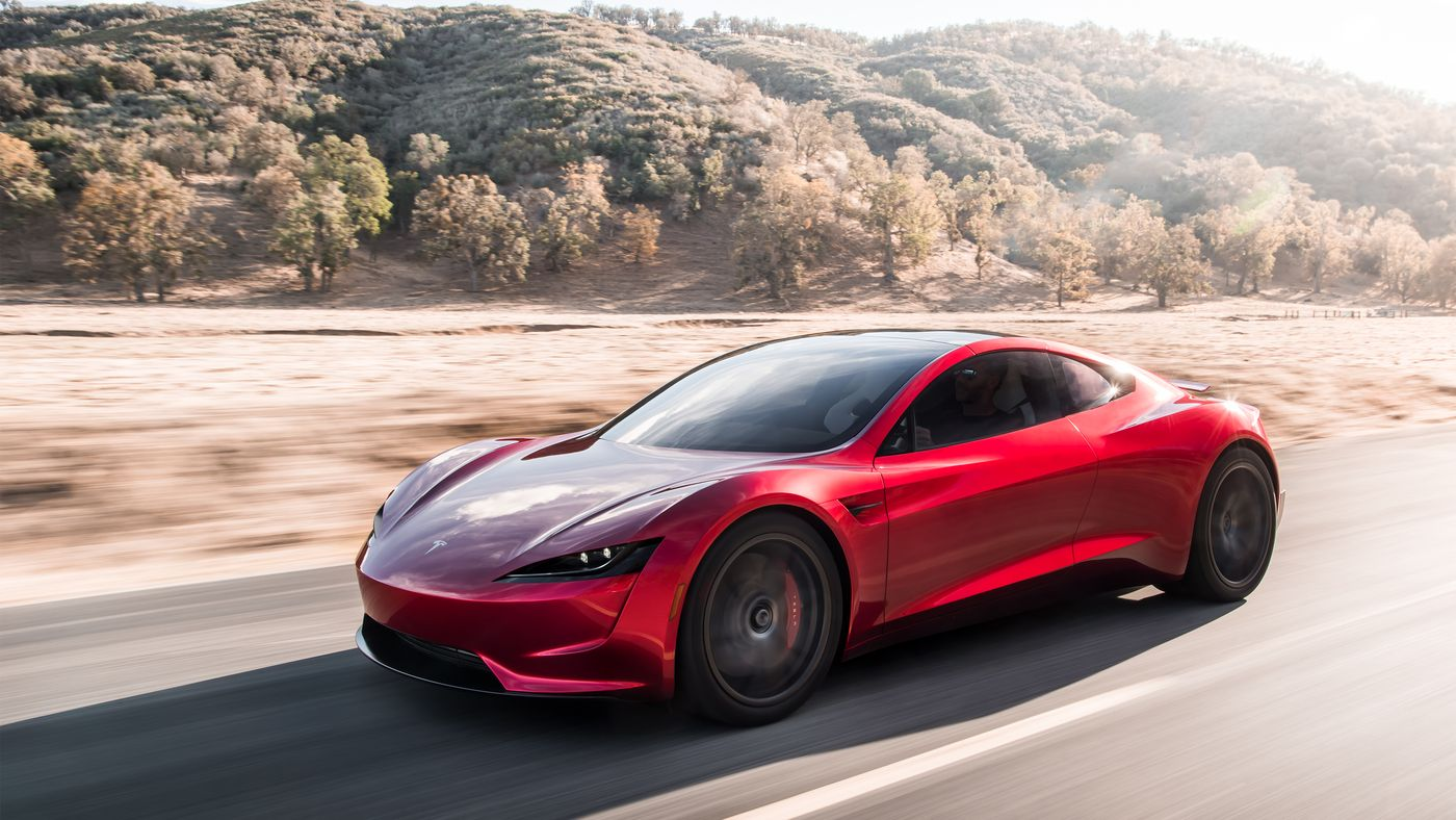 Tesla Roadster 2.0 – Electric sports car redone – Tesla will regain throne with fastest production electric car in 2020.