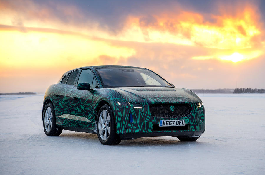 Jaguar I-Pace – pure electric gorgeous SUV to start delivering in 2018.