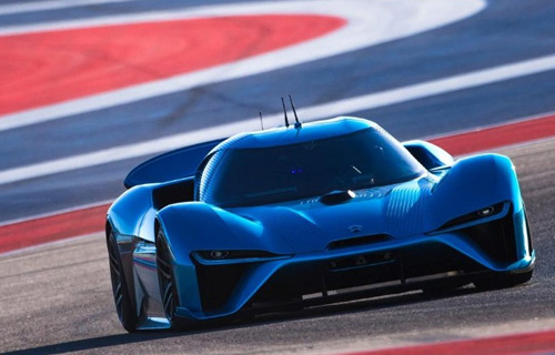 Can Chinese NIO dominate electric car market