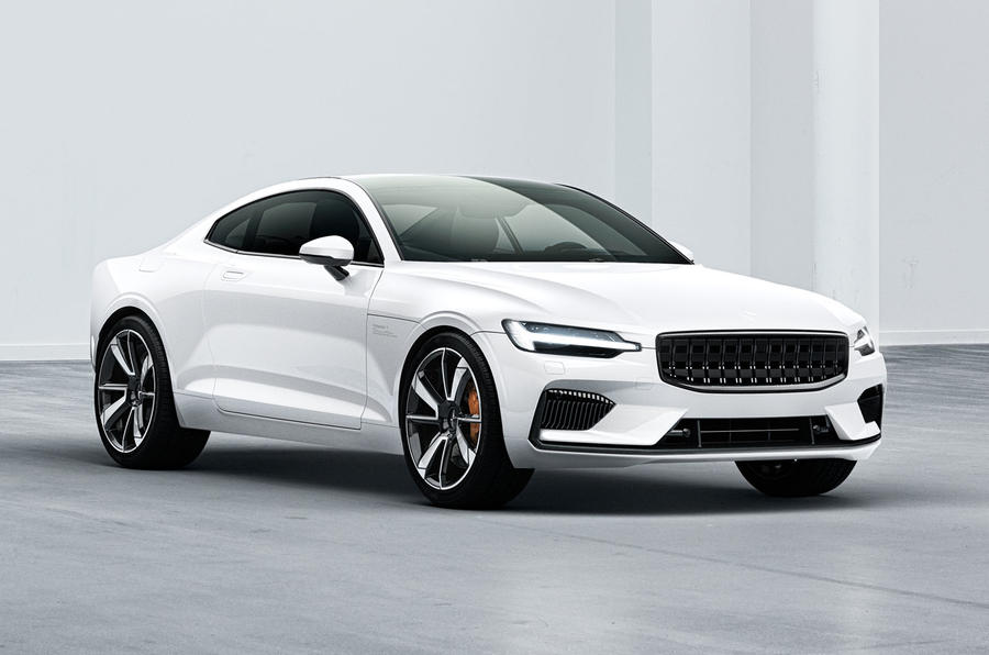 Polestar 1 hybrid sportscar is not your average Volvo - with 600 hp, 1000 Nm and gorgeous GT styling