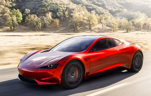 new Tesla Roadster 2.o will be the fastest electric car