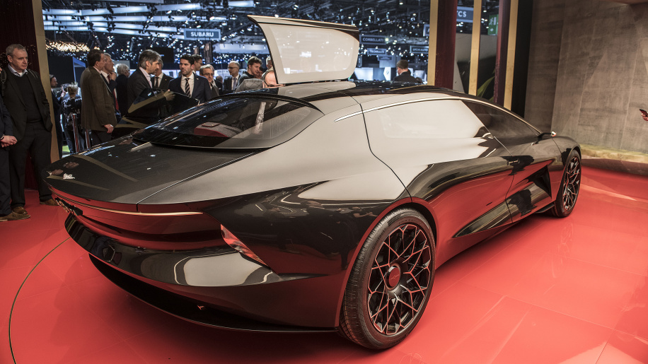 Aston Martin Lagonda Autonomous Electric Supercar – Concept shown at the 2018. Geneva Motor Show