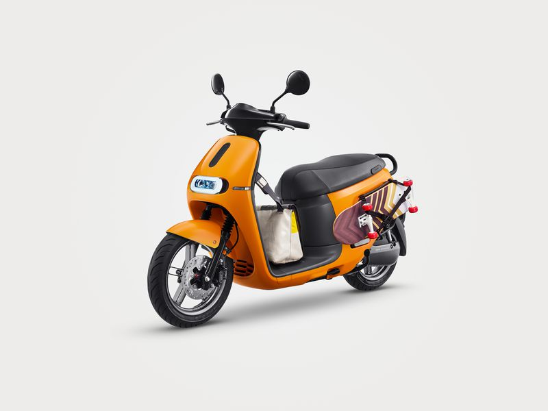 Gogoro 2 ready for your daily stuff