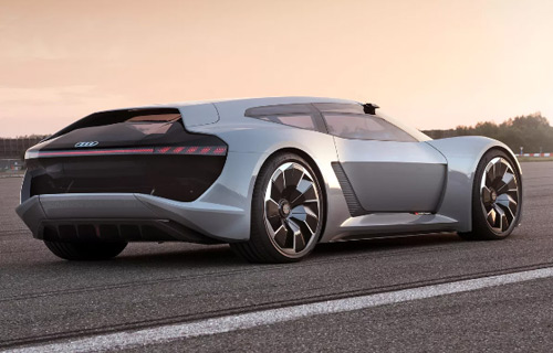 Superb Audi E-Tron PB 18