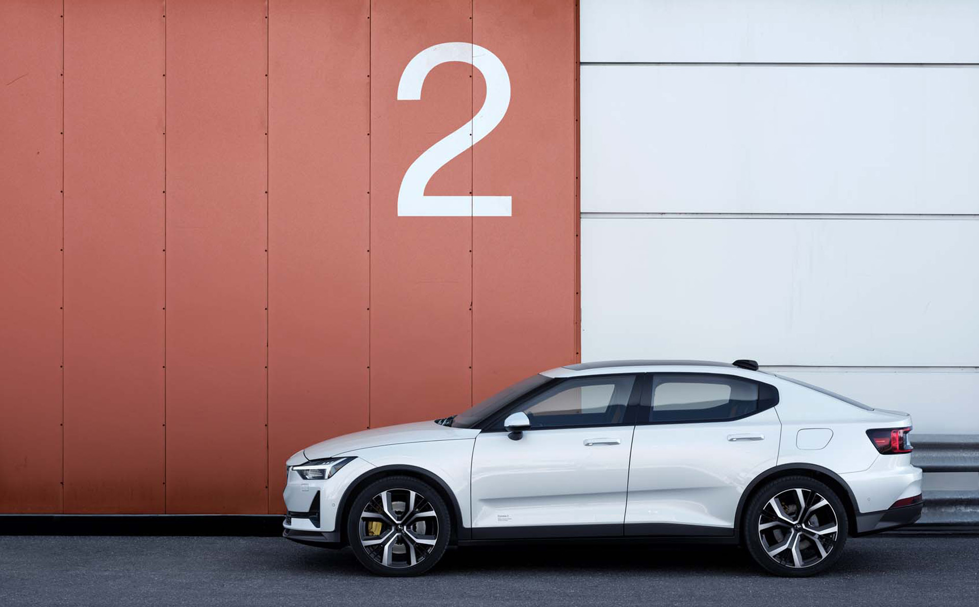 Volvo's Polestar 2 debut as fully electric sports car aimed for purchase or subscription in 2020.